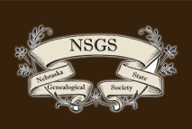 Nebraska State Genealogical Society Logo